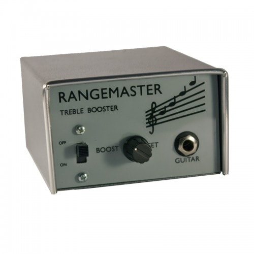 British Pedal Company Vintage Series Dallas Rangemaster Treble Booster
