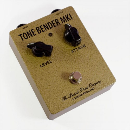 British Pedal Company Players Series MKI Tone Bender