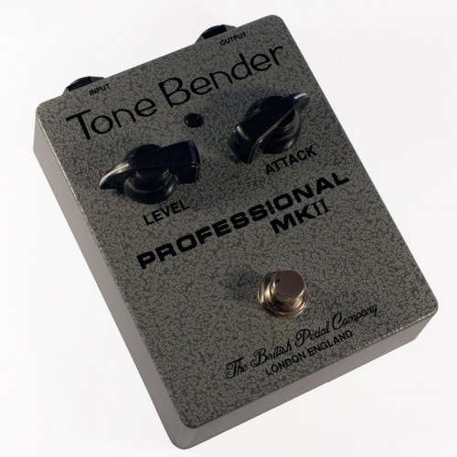 British Pedal Company Players Series Professional MKII Tone Bender OC81D