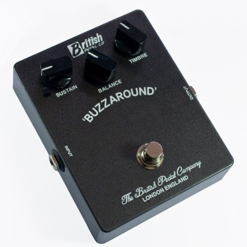 British Pedal Company Players Series Buzzaround