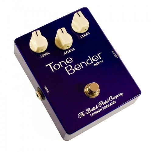 British Pedal Company Players Series Tone Bender MKV