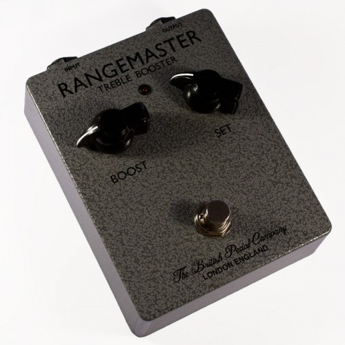 British Pedal Company Players Series Rangemaster with Tone Control