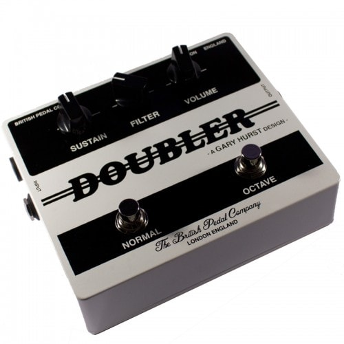 British Pedal Company Players Series Doubler