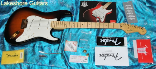 2014 Fender Fender 60th Anniversary Commemorative Stratocaster