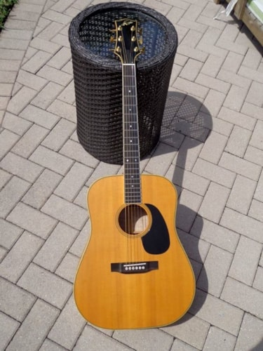 ~2002 Tacoma Triggs Alan Jackson Signature model