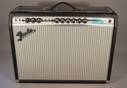 "2015 Fender® Guitars NEW! Fender® '68 Custom Deluxe Reverb® 1x12"" 22-Watt Tube Comb"