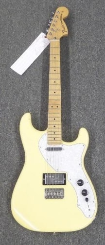 Fender® Pawn Shop '70s Stratocaster® Deluxe Vintage White