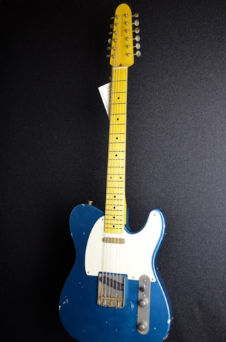 2015 Nash Guitars T-12