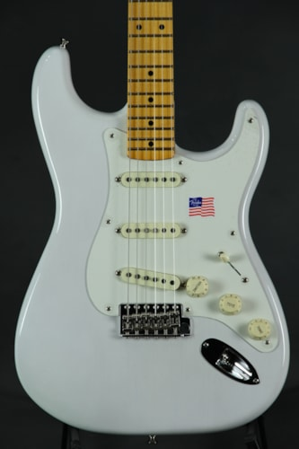 Fender® Eric Johnson Stratocaster® Maple - White Blonde