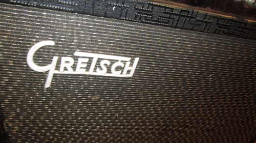 1967 Gretsch Twin Reverb Amplifier