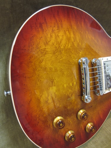 2015 Gibson Les Paul Std KOA Figured Top