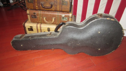 ~1964 Gretsch Chet Atkins Tennessean Guitar Case