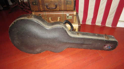 ~1964 Gretsch® Chet Atkins Tennessean Guitar Case