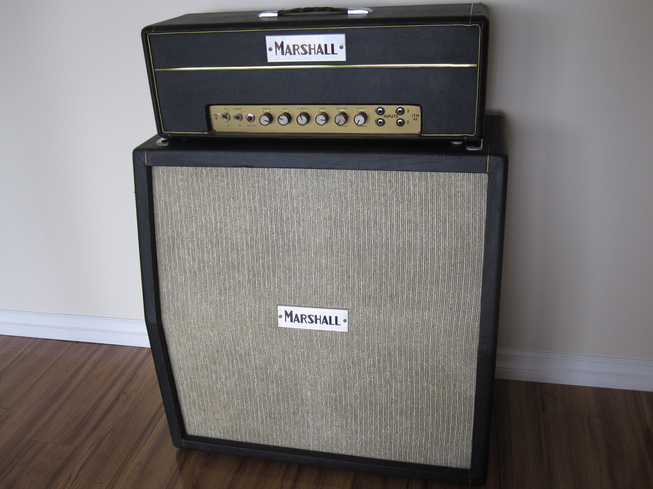 Dating a marshall amplifier