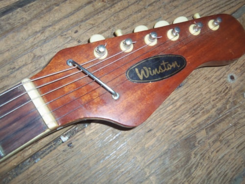 Winston/Teisco 449 Electric