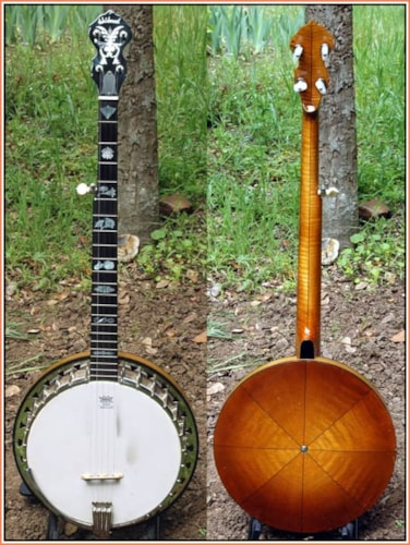 1930 Vega Tubaphone #3 with Wildwood #7 neck