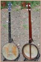 1928 Vega Style N 5 string conversion