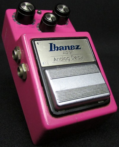 1981 Ibanez AD9 Analog Delay