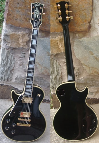 1975 Gibson Les Paul Custom 20th Anniversary