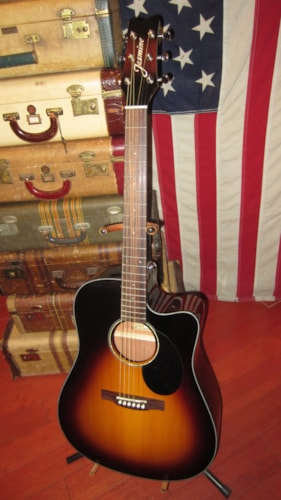 2016 Jasmine Acoustic Electric Dreadnought