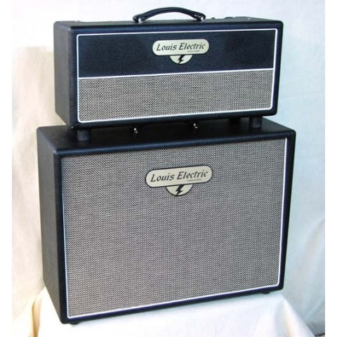2011 Louis Electric KR12 Head and Cab