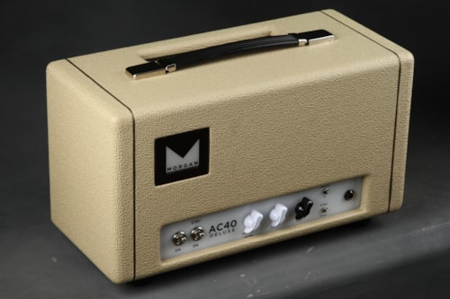 Morgan AC40 Deluxe - Head Blonde