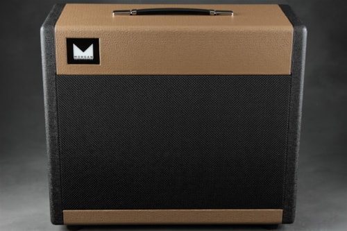 Morgan 1x12 - Cabinet Black Cocoa