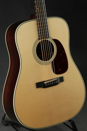 Collings D2HA - Adi Braces - No Tongue Brace