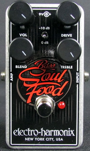 2015 Electro-Harmonix Bass Soul Good