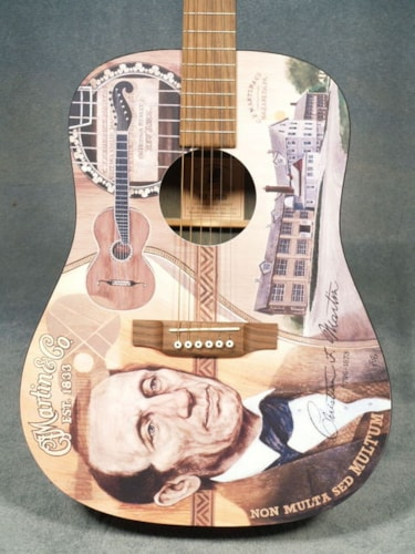2008 Martin DX 175TH ANNIVERSARY MODEL