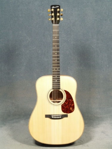 2012 Boucher ESCRITO GOOSE DREADNOUGHT