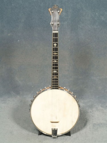 1910 Lyon & Healy ''OWN MAKE'' STYLE A NO. 859 TENOR BANJO