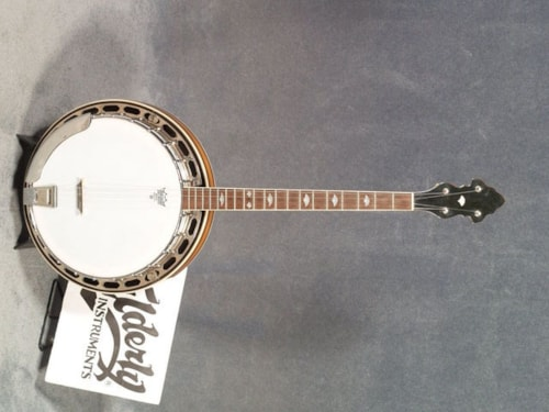 1940 RECORDING KING MODEL 954 TENOR BANJO