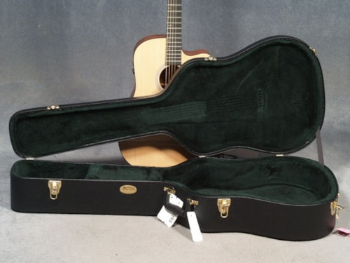 2017 Martin DCPA4 PERFORMING ARTIST GUITAR & CASE, with FISHMAN F1 ANALOG PICKUP SYSTEM
