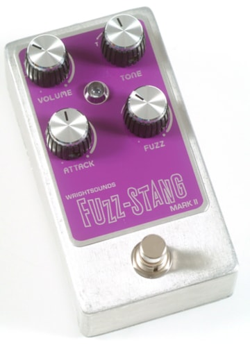 2017 WRIGHTSOUNDS FUZZ-STANG MKII