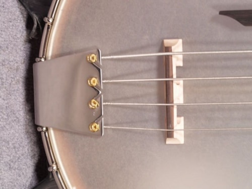 2016 Gold Tone BB-400+ BANJO BASS WITH PICKUP & CASE