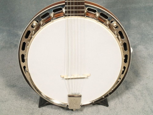2016 ROVER RB-115G RESONATOR BANJO-GUITAR