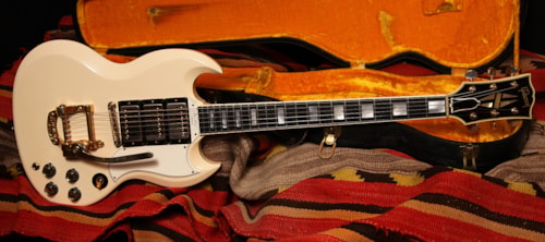 1962 Gibson SG-Les Paul Custom