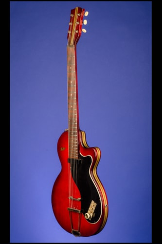 1959 Hofner Colorama 443 (Selmer, London)