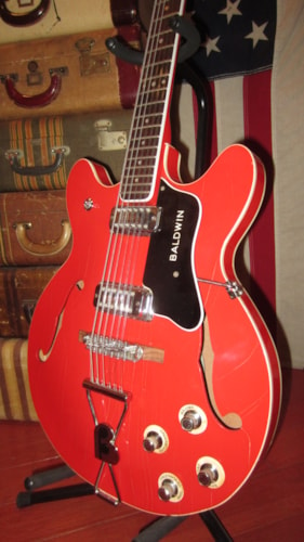 ~1967 Baldwin Model 712T Electric XII