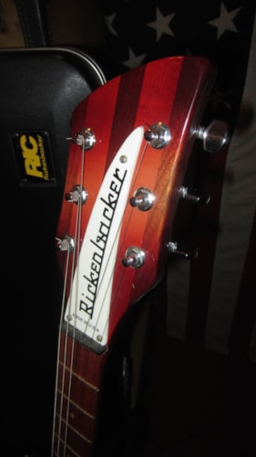 2001 Rickenbacker Model 330