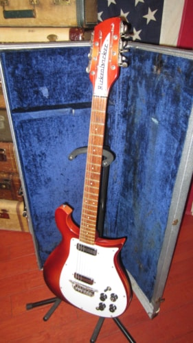 1965 Rickenbacker Model 450/12 12 String Electric