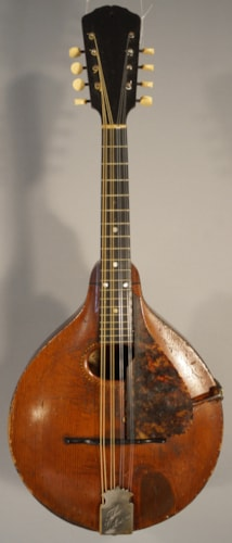 Gibson Vintage! Gibson Style A Mandolin With Case (1902-1922)