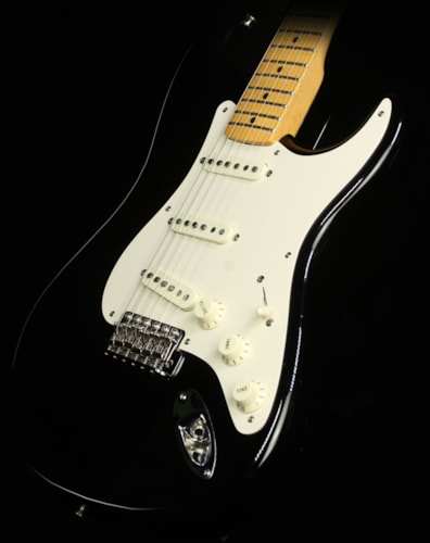 Fender® 2005 Fender® Eric Johnson Signature Stratocaster® Electric Guitar Black