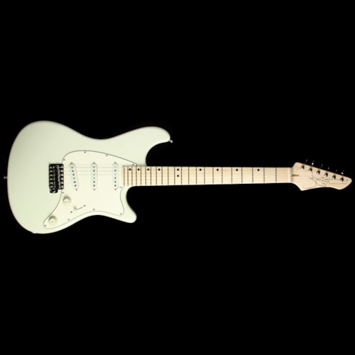 John Page Classic Used John Page Classic Ashburn Electric Guitar Olympic White