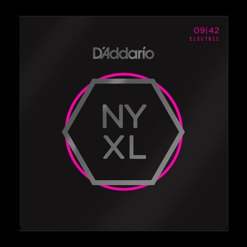 D'Addario NYXL Super Light 09-42 Nickel Wound Electric Guitar Strings