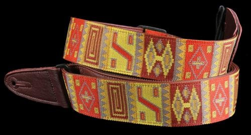 Levy's MGJ2-006 Jacquard Weave Guitar Strap