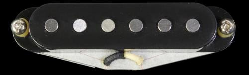 Bare Knuckle Trilogy Suite Single Coil Neck Pickup Black