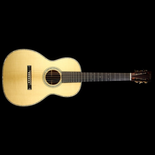 Martin Used Martin Custom Shop 00-42 Torrefied Adirondack Spruce Acoustic Guitar