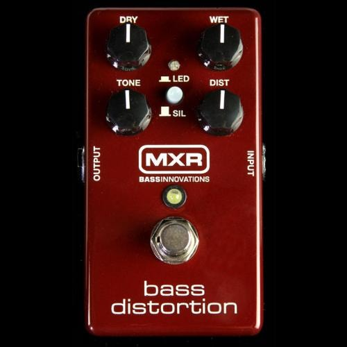 MXR M85 Bass Distortion Electric Bass Guitar Effects Pedal
